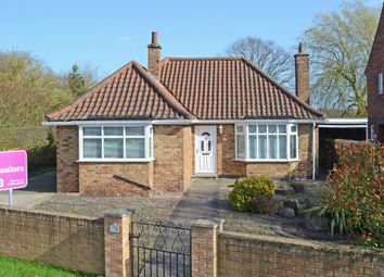 Thumbnail 3 bed detached bungalow for sale in Strensall Road, Huntington, York