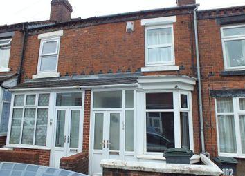 Thumbnail 2 bedroom property for sale in Dartmouth Street, Burslem, Stoke-On-Trent