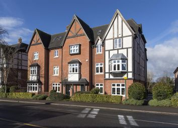 Thumbnail 2 bed flat for sale in Eveson Court, 456 Station Road, Solihull