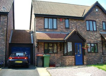 Thumbnail 2 bed semi-detached house to rent in Goodyear Way, Donnington Wood, Telford, Shropshire
