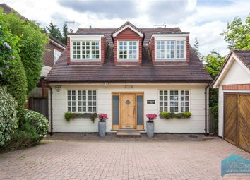 Thumbnail 4 bed bungalow for sale in Amberden Avenue, Finchley, London