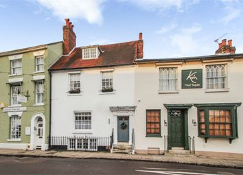 Thumbnail 4 bed terraced house for sale in The Hundred, Romsey, Hampshire