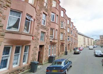 Thumbnail 1 bed flat for sale in 26, Highholm Street, Flat 3-2, Port Glasgow PA145Hl