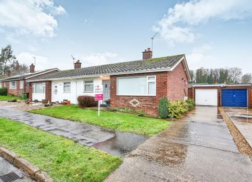 Thumbnail 2 bedroom semi-detached bungalow for sale in Couhe Close, Swaffham