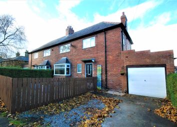 Thumbnail 3 bed semi-detached house for sale in Woodside Lane, Ryton