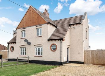 Thumbnail 3 bed semi-detached house for sale in Station Road, Metheringham, Lincoln