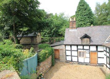 Thumbnail 3 bed semi-detached house for sale in Bridge House, Bersham