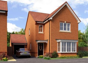 "Thumbnail 4 bed detached house for sale in ""Esk"" at Aberford Road, Wakefield"