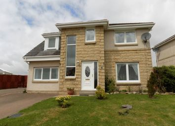 Thumbnail 5 bed detached house for sale in Beecraigs Way, Plains, Airdrie