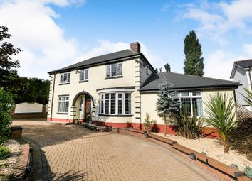 Thumbnail 4 bed detached house for sale in Tansley Hill Road, Dudley
