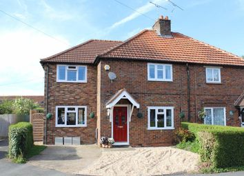 Thumbnail 3 bed semi-detached house for sale in Pine View Close, Farnham