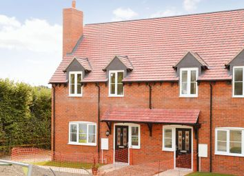 Thumbnail 2 bed terraced house for sale in Ryton, Dorrington, Shrewsbury