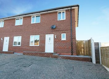 Thumbnail 2 bed semi-detached house for sale in Racecourse Drive, Bridgnorth, Shropshire