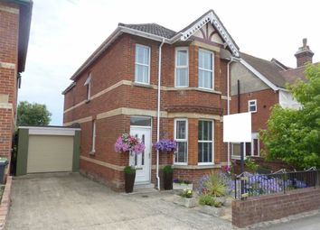 Thumbnail 3 bed detached house for sale in Spa Road, Weymouth, Dorset