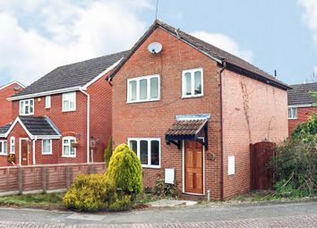 Thumbnail 3 bed detached house for sale in Foxcote Close, Redditch
