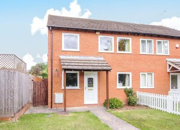 Thumbnail 4 bed semi-detached house for sale in Queen Elizabeth Close, Didcot