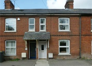 Thumbnail 2 bed terraced house to rent in Bar End Road, Winchester, Hampshire