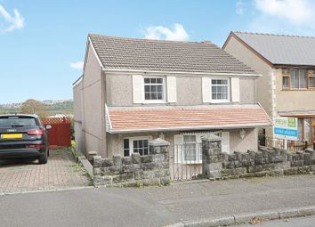 Thumbnail 3 bed detached house for sale in Pentre-Treharne Rd, Landore, Swansea, West Glamorgan