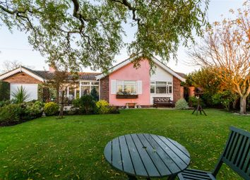 Thumbnail 3 bed detached bungalow for sale in Ridlington, North Walsham