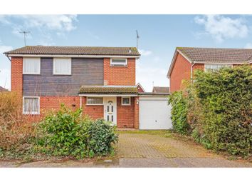 Thumbnail 4 bed detached house for sale in Patten Close, Colchester