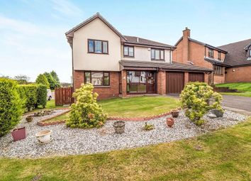 Thumbnail 4 bedroom detached house for sale in Dornoch Way, Westerwood, Cumbernauld
