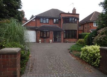 4 bed detached house to rent in Dorchester Road, Solihull B91