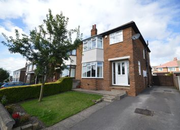 Thumbnail 3 bed semi-detached house for sale in Queens Crescent, Ossett