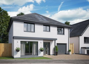 Thumbnail 4 bed detached house for sale in Hill Lane, Hartley, Plymouth