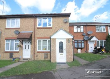 Thumbnail 2 bedroom terraced house for sale in Siskin Close, Borehamwood, Hertfordshire