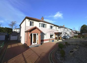 Thumbnail 3 bedroom semi-detached house for sale in Golf Drive, Paisley