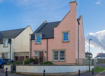Thumbnail 3 bed detached house for sale in Nungate Gardens, Haddington