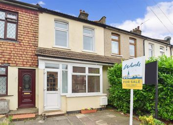 Thumbnail 3 bed terraced house for sale in York Road, Dartford, Kent