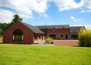 Thumbnail 3 bed barn conversion to rent in The Steadings, Moss Lane, Betton, Market Drayton