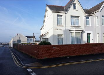 Thumbnail 4 bed end terrace house for sale in Marble Hall Road, Llanelli