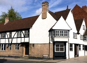 Thumbnail Restaurant/cafe for sale in Old Ship Inn, Bridge Street, Worksop