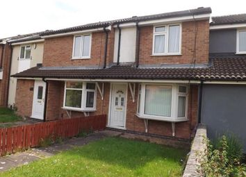 Thumbnail 2 bed terraced house for sale in Mimosa Close, Barton Green, Nottingham