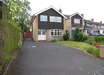 Thumbnail 3 bedroom detached house to rent in Birchover Way, Allestree, Derby
