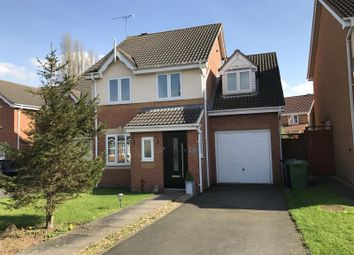 Thumbnail 4 bed detached house for sale in Nolan Close, Ash Green, Coventry
