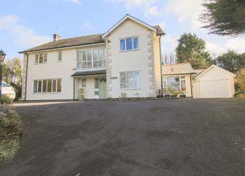 Thumbnail 4 bed detached house for sale in Llysworney, Llysworney, Cowbridge