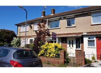 Thumbnail 3 bed terraced house for sale in Kingsnorth Road, Faversham