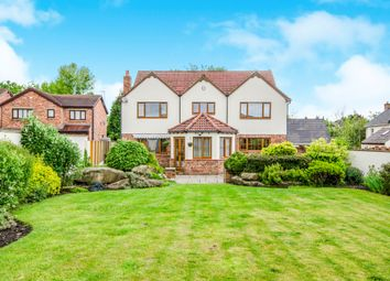 Thumbnail 6 bed detached house for sale in Lingwell Nook Court, Lofthouse, Wakefield