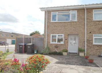 Thumbnail 2 bed end terrace house to rent in Aymer Drive, Staines