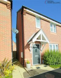 Thumbnail 3 bed end terrace house for sale in Centenary Close, Broughton, Chester, Flintshire