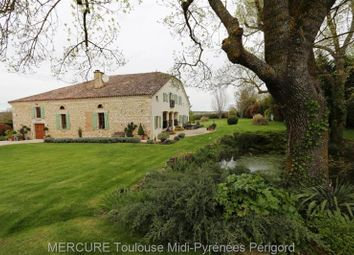 Thumbnail 5 bed property for sale in Beaumont De Lomagne, Midi-Pyrenees, 82500, France