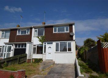 Thumbnail 3 bed end terrace house for sale in Eden Park, Brixham, Devon