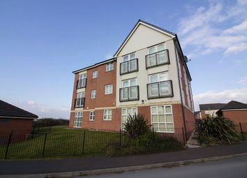Thumbnail 2 bed flat for sale in Lockfield, Runcorn, Cheshire