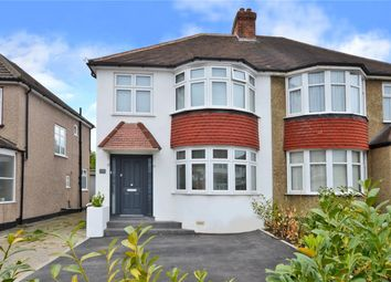 Thumbnail 3 bedroom semi-detached house for sale in Malden Road, Cheam