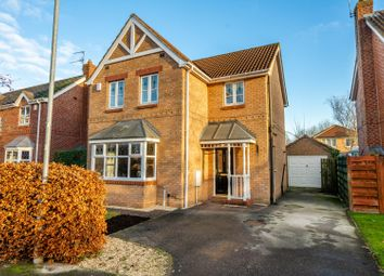 3 bed detached house for sale in Arlington Road, York YO30