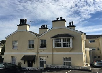 Thumbnail 1 bed flat to rent in Woodend Road, Torquay