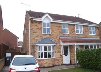 Thumbnail 3 bedroom semi-detached house to rent in Pendine Close, South Normanton, Alfreton